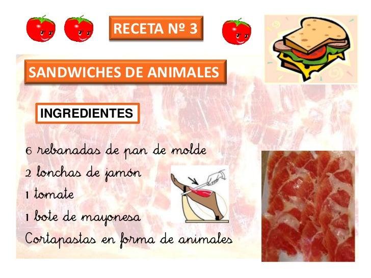 Recetas De Cocinas Para Ninos Y Ninas