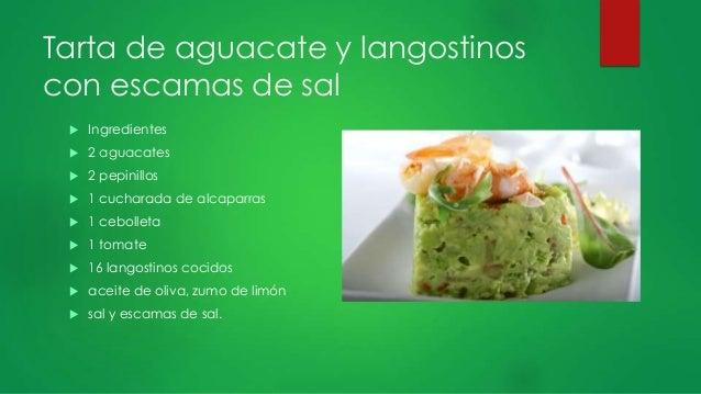 Recetas para preparar platos con langostinos Slide 2