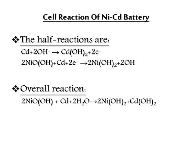 Rechargeable Batteries...