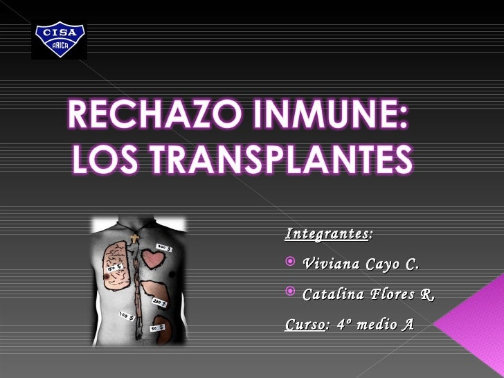 <ul><li>Integrantes : </li></ul><ul><li>Viviana Cayo C. </li></ul><ul><li>Catalina Flores R. </li></ul><ul><li>Curso : 4º ...
