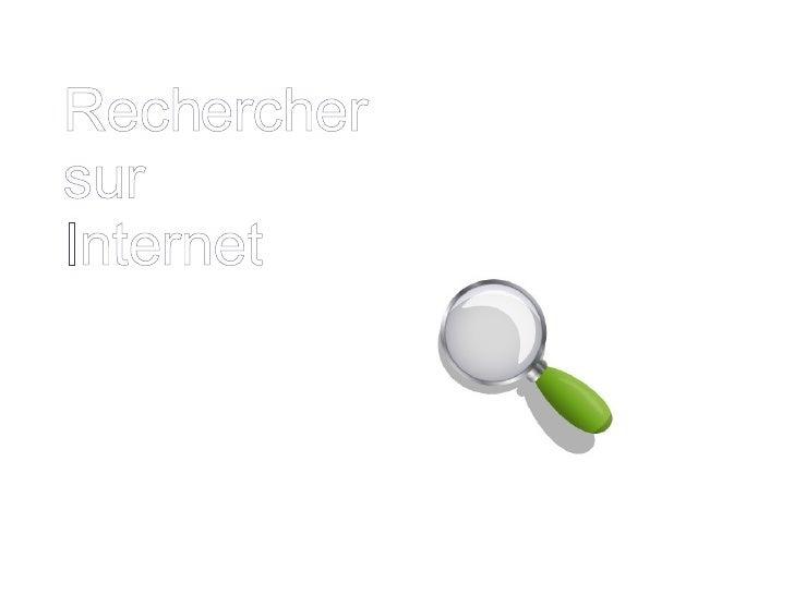 Rechercher  sur  Internet