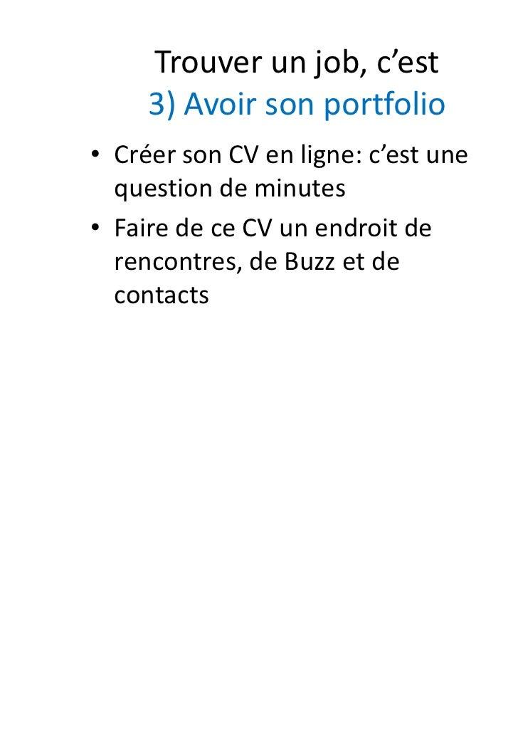 recherche emploi  u0026 identit u00e9 num u00e9rique