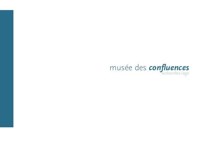 musée des confluences             recherches logo
