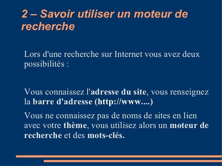 Recherche femme sur internet