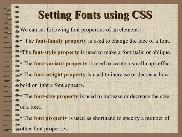 cascading style sheets css essay The main disadvantage of cascading styles sheets is that they are blocking -- meaning the browser doesn't do much until it has downloaded the css.
