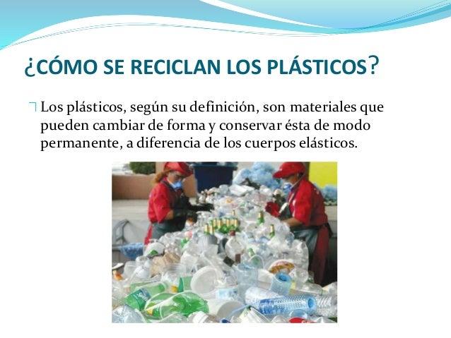 Reciclaje del plastico - Maquina de reciclaje de plastico ...