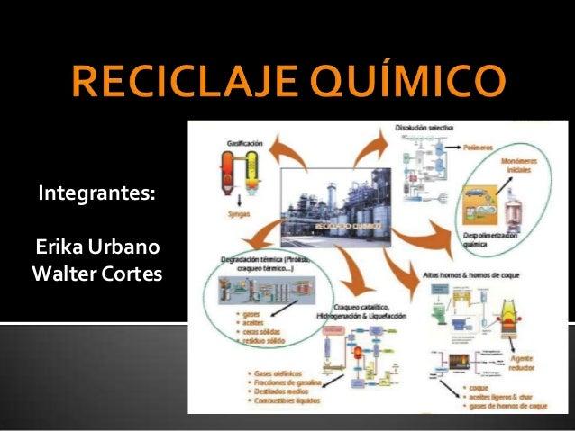 Reciclaje Quimico - EPN
