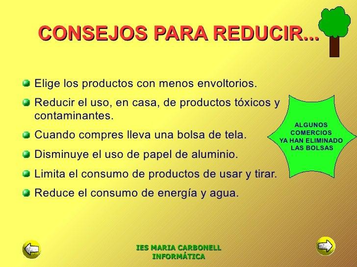 Reciclar - Consejos de reciclaje ...
