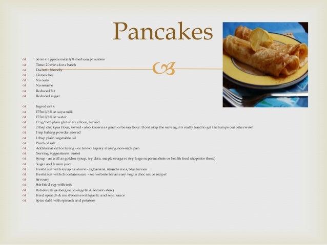 Recipes Slide 3