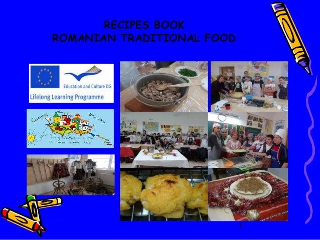 RECIPES BOOK ROMANIAN TRADITIONAL FOOD  1