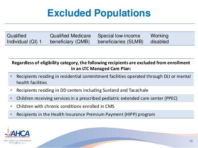 SMMC Long-term Care Provider Webinar: Recipient ...