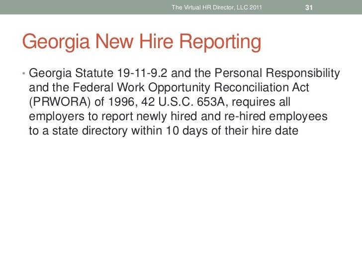 Recipies for Mitigating HR Risks