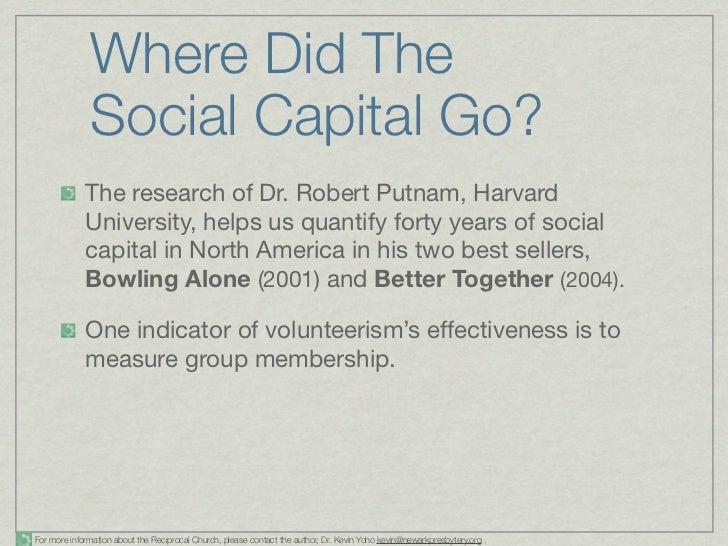 robert putnam social capital pdf