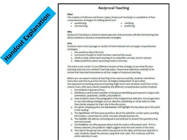 Protocol: Give One, Get One What • Inclusion activity • Opener (for day, class period, etc.) • Practice working with each ...