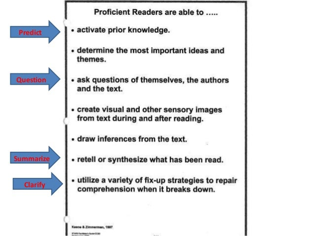 Why use Reciprocal Teaching? Reciprocal teaching enables students to construct meaning and to self-monitor as they read. R...