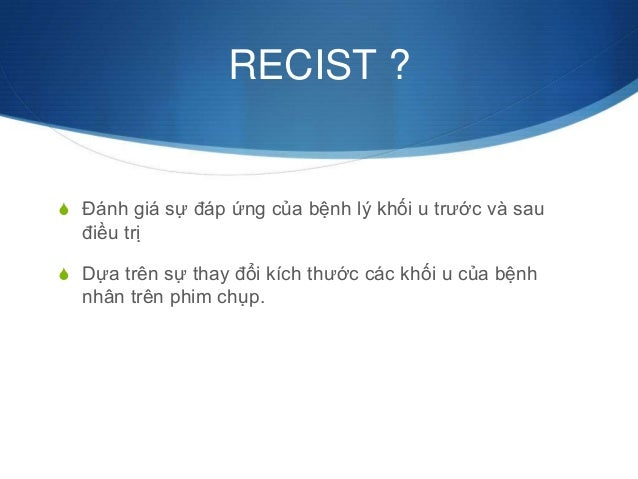 Recist1.1 Slide 2