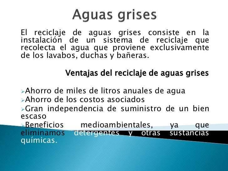 Reclaje del agua wiki 1 grupo 1 for Sistemas de ahorro de agua