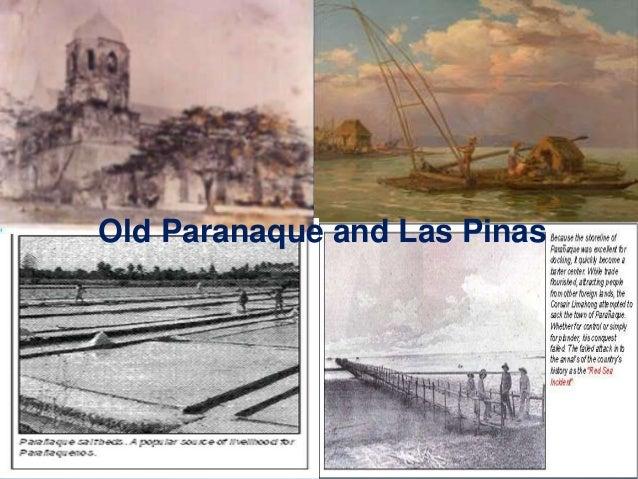 Las Piñas-Parañaque Coastal Bay Reclamation Project: Para