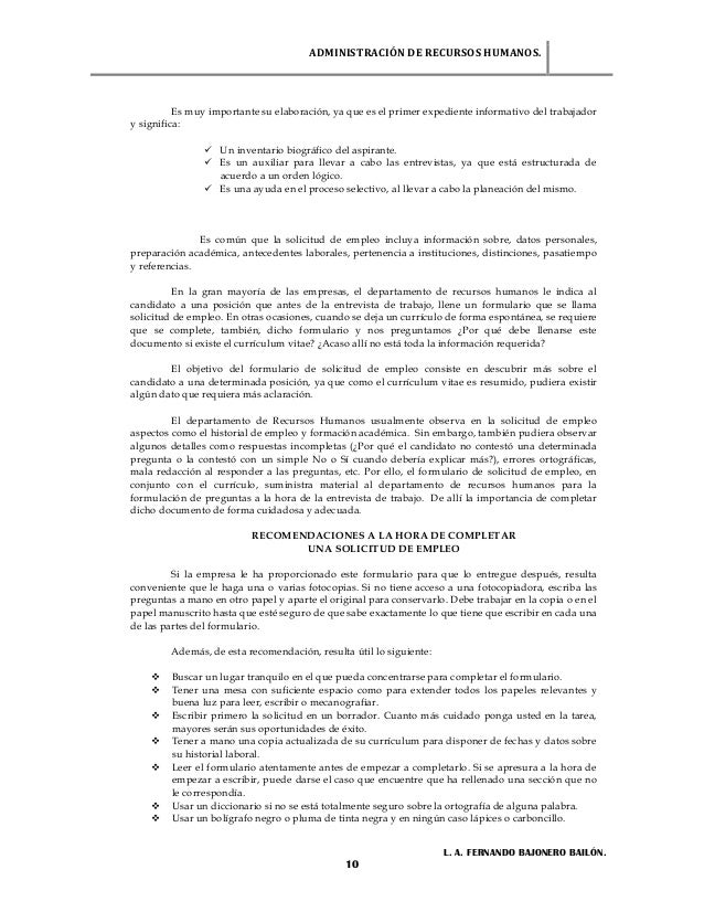 Famoso Curriculum Vitae De Hr Reclutador India Colección - Colección ...