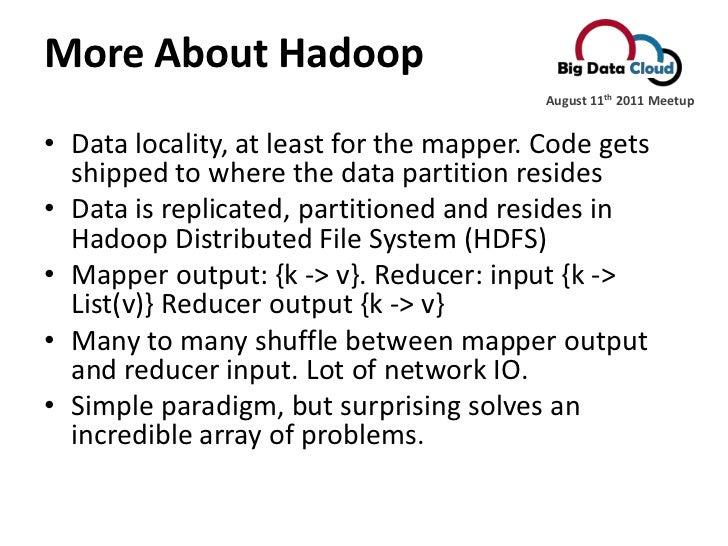 Recommendation Engine Powered by Hadoop - Pranab Ghosh