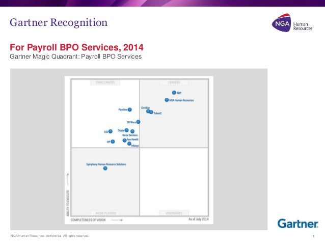 Nga Named Leader In Gartner S Payroll Bpo Magic Quadrant