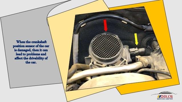Recognize the Damaged Crankshaft Position Sensor of your Car