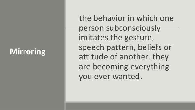 Narcissism and sexual behavior patterns