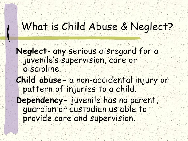 child abuse neglect research paper New directions: questions to guide future child abuse and neglect research trends new directions in child abuse and neglect research, a report by the institute of medicine.