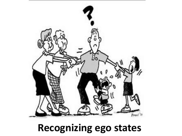 3 ego states