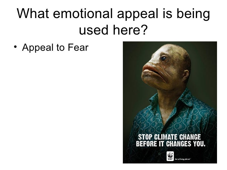 recognizing logical fallacies and emotional appeals