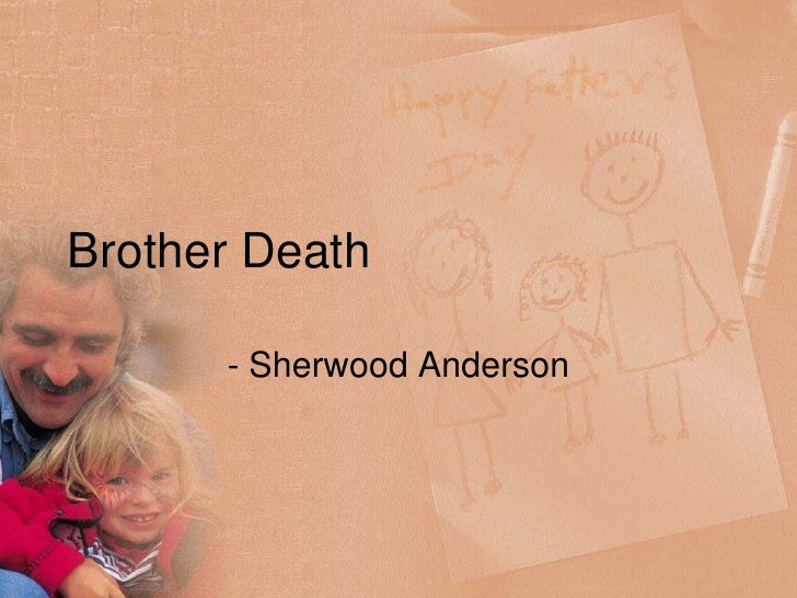 Sherwood Anderson - PowerPoint PPT Presentation