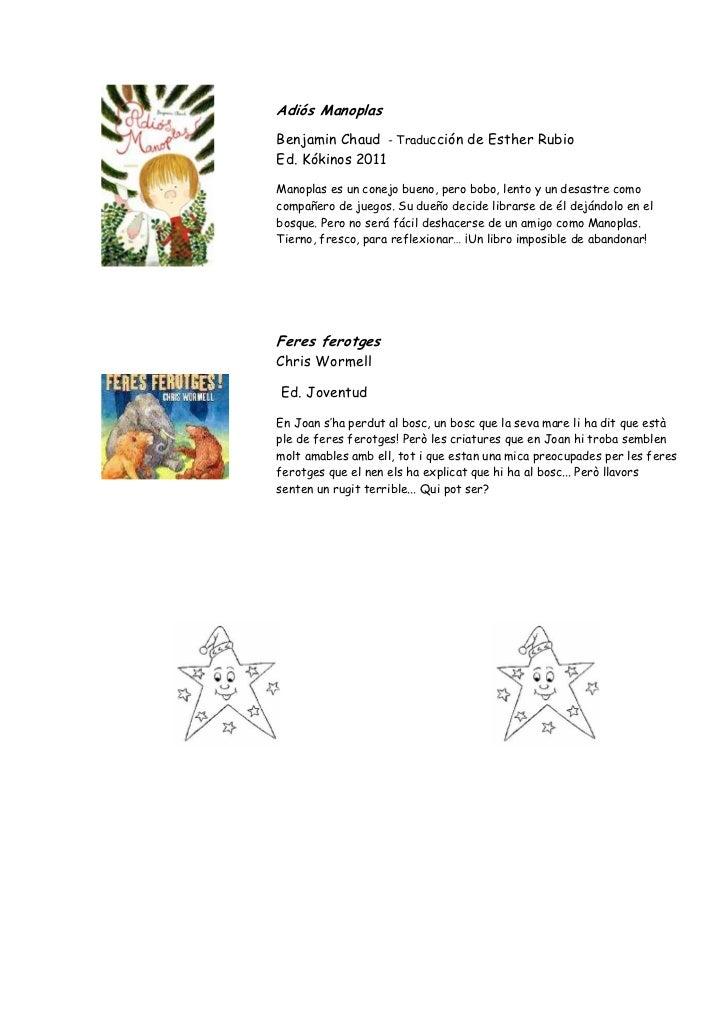 Recomanacions llibres Nadal 2011 Slide 2