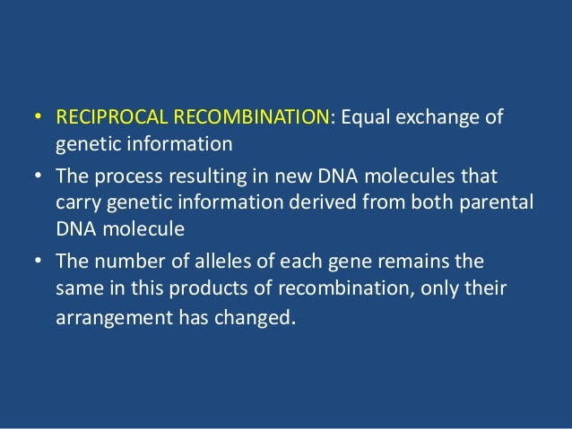 The Holliday Model • In 1964, Robin Holliday proposed a model that accounted for heteroduplex formation and gene conversio...