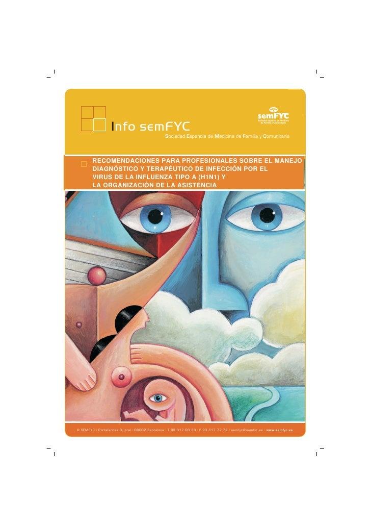 Info semFYC                                                 Sociedad Española de Medicina de Familia y Comunitaria        ...