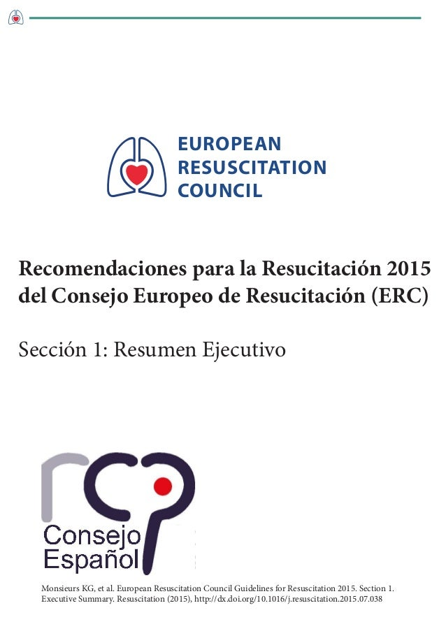 Recomendaciones erc 2015_resumen_ejecutivo