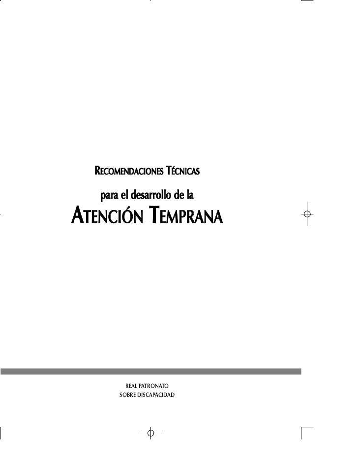RECOMENDACIONES.qxp   11/10/2005   22:09   PÆgina 1                                           RECOMENDACIONES TÉCNICAS    ...