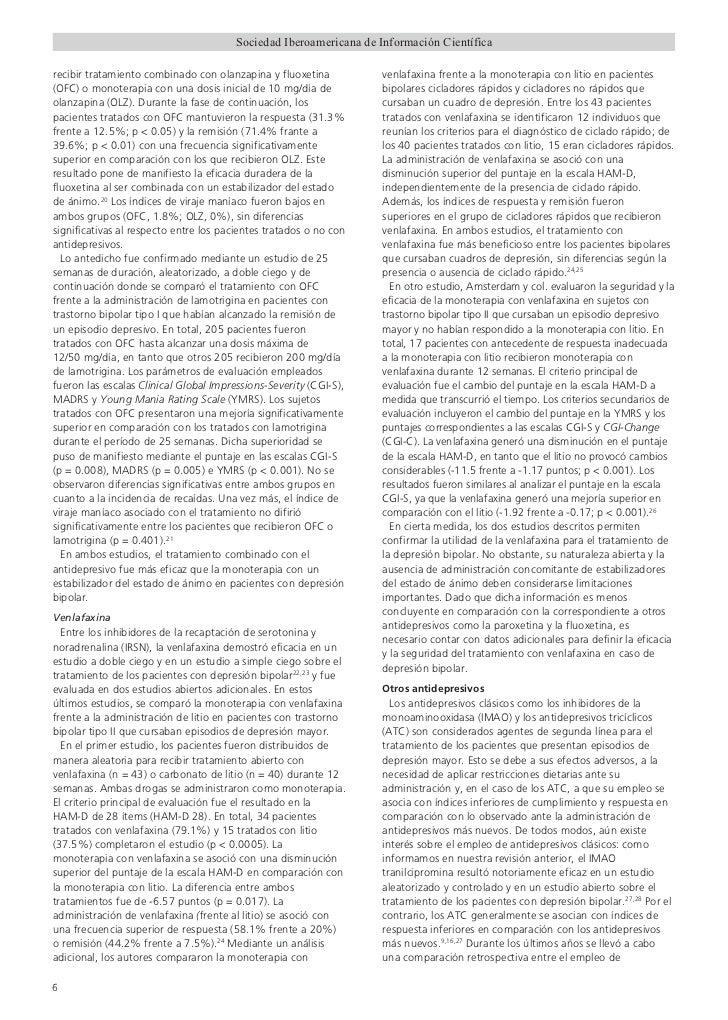 Recomendado trastorno bipolar marzo 2011. 29 págs. ok