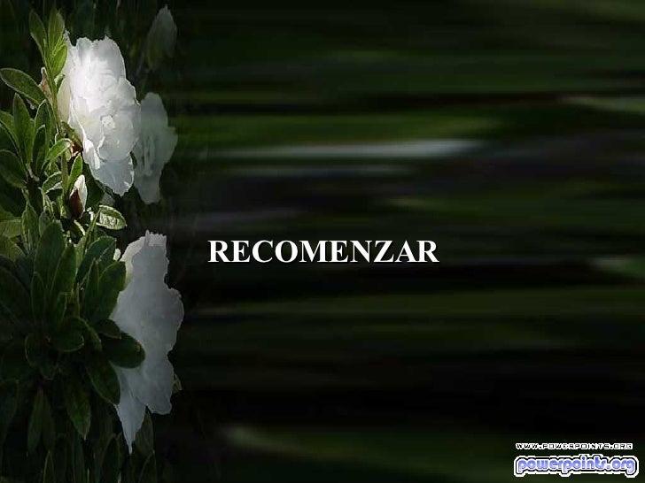 RECOMENZAR