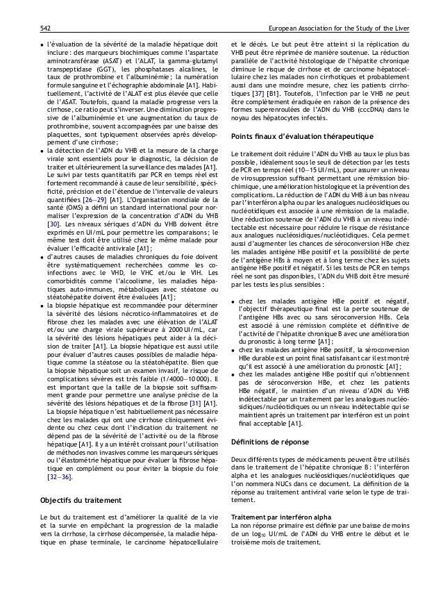 recommandations 39 easl b 2009 gcb. Black Bedroom Furniture Sets. Home Design Ideas