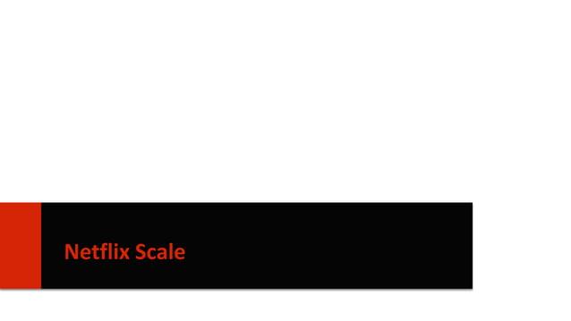 Netflix Scale 16