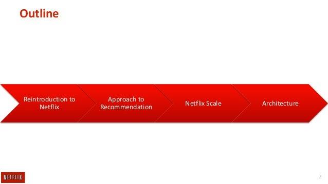 Recommendation at Netflix Scale Slide 2