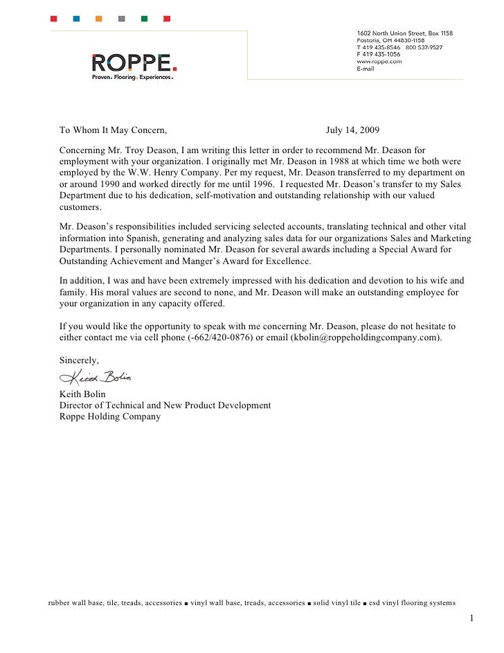 Sample recommendation letter for leadership award vatoz sample recommendation thecheapjerseys Image collections