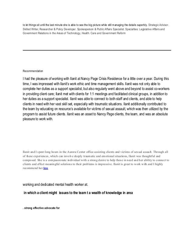 Recommendation letter template never one 2 to spiritdancerdesigns Images