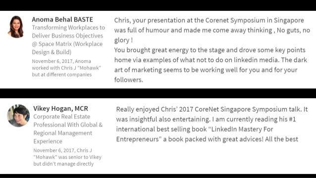 Recommendations Nov 2017  Slide 3