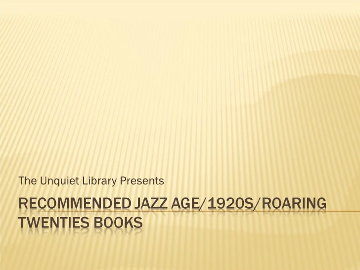 The Unquiet Library Presents
