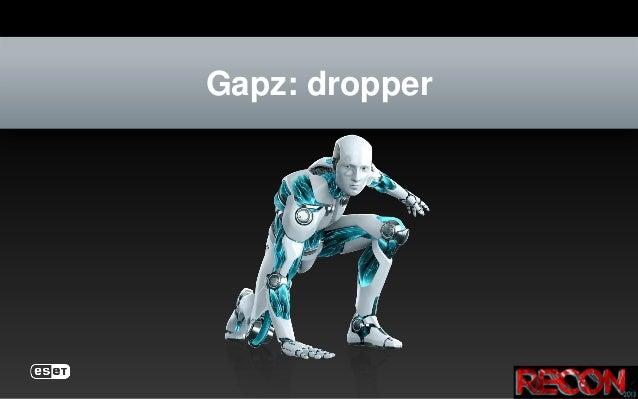 Reconstructing Gapz: Position-Independent Code Analysis Problem Slide 3