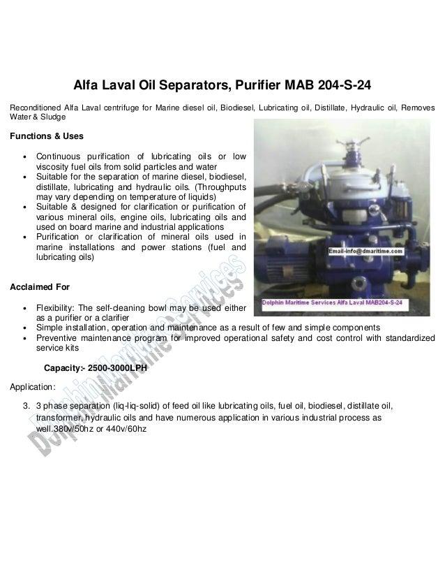 Alfa laval purifier parts and functions сделать теплообменник для буржуйки
