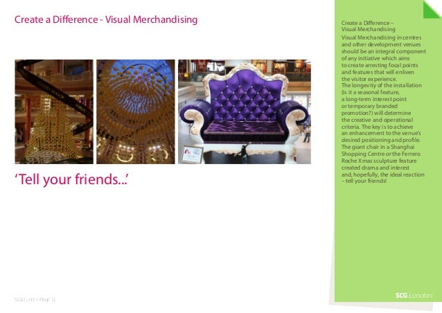 Create a Difference - Visual Merchandising   Create a Difference –                                             Visual Merc...