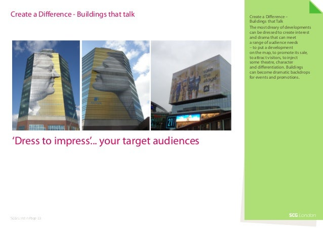Create a Difference - Buildings that talk     Create a Difference –                                              Buildings...