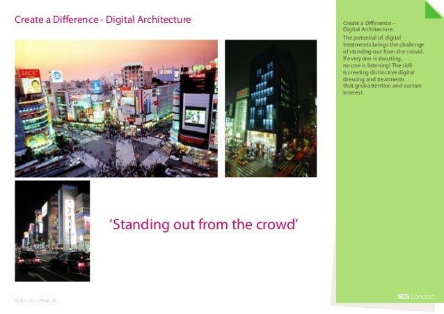 Create a Difference - Digital Architecture            Create a Difference –                                               ...